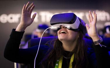 Virtual-reality