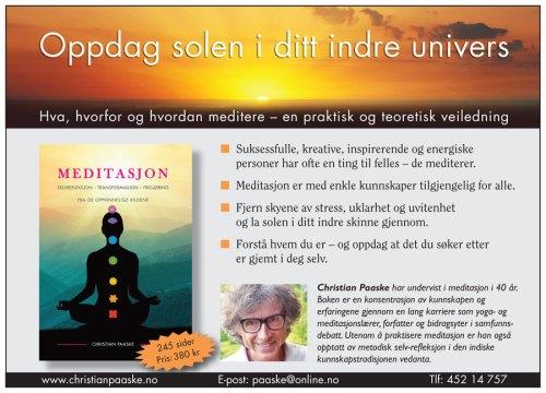 Annonse_Meditasjon