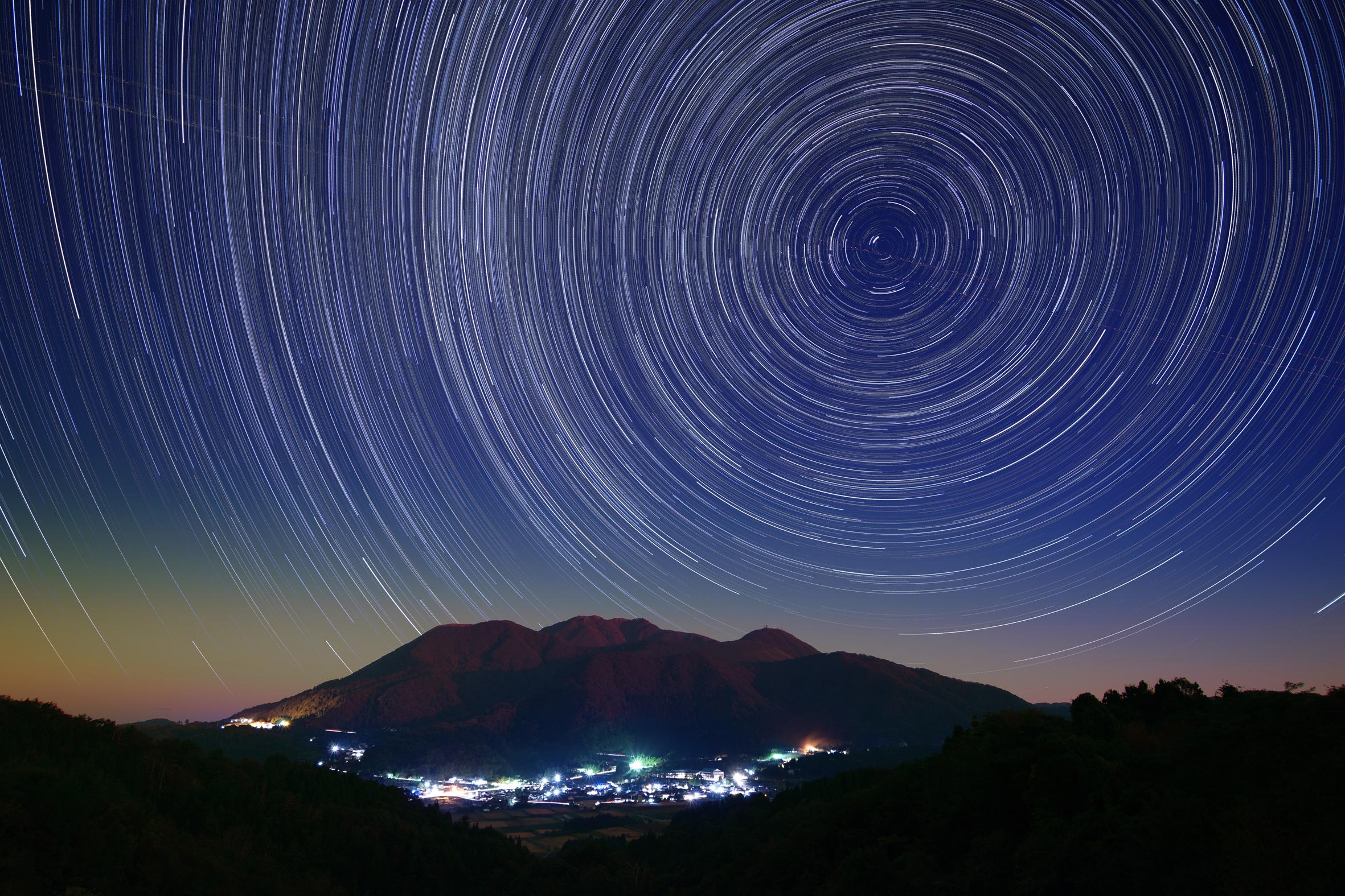 Polaris og stjernehimmlen