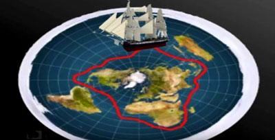 Sailing-around-earth