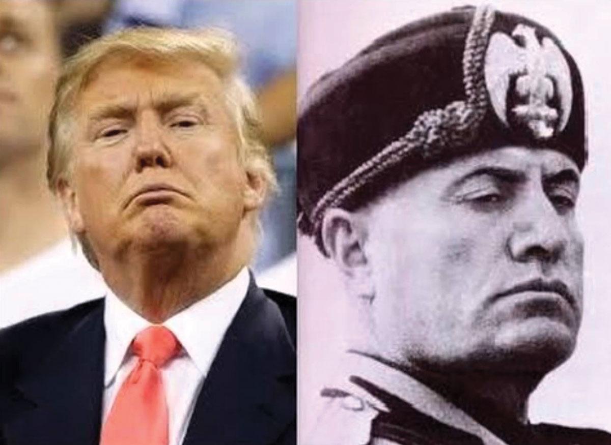 Trump-og-Mussolini