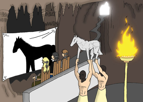 Platons-hulelignelse